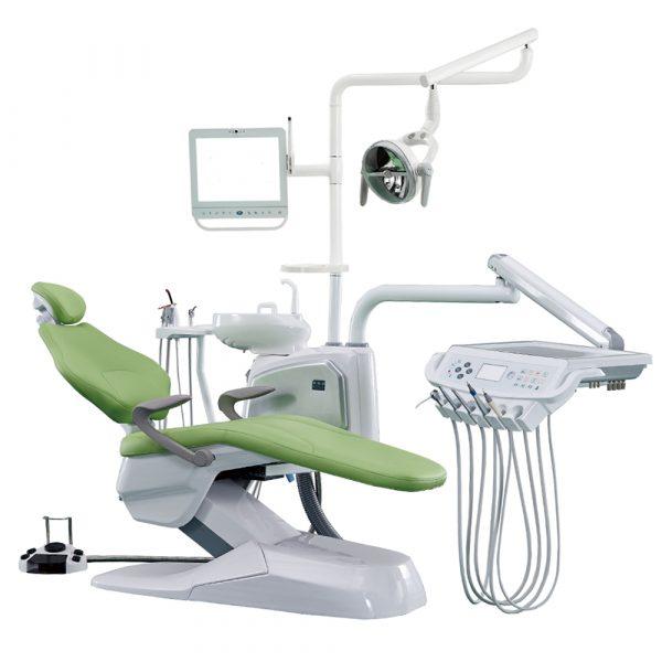 تجهیزات دندانپزشکی - تشریح دستگاه یونیت دندانپزشکی